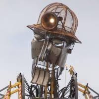 Britain's Largest Mechanical Puppet to Do 2018 Tour