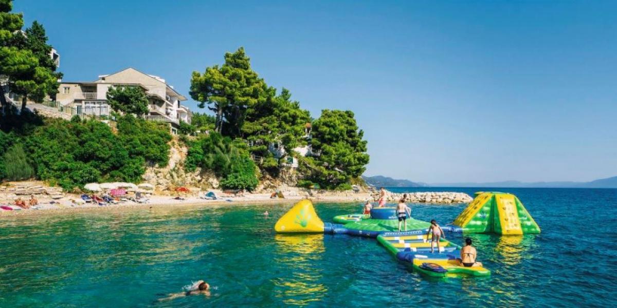 Family holidays in Croatia - Morenia All Inclusive Resort
