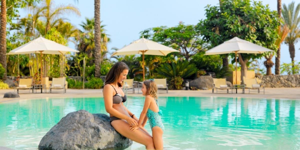 Enjoy a choice of pools at The Ritz-Carlton, Abama