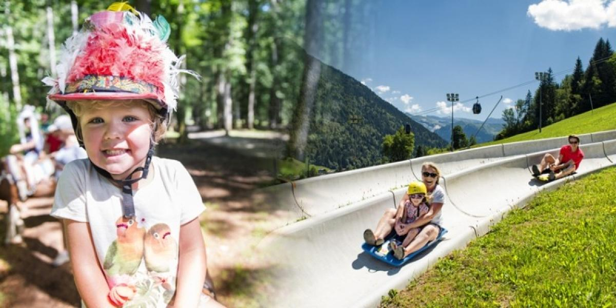 Activity holidays for all the family in Morzine.