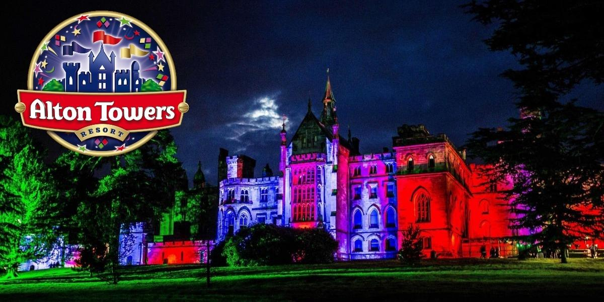 Short breaks for families at Alton Towers.
