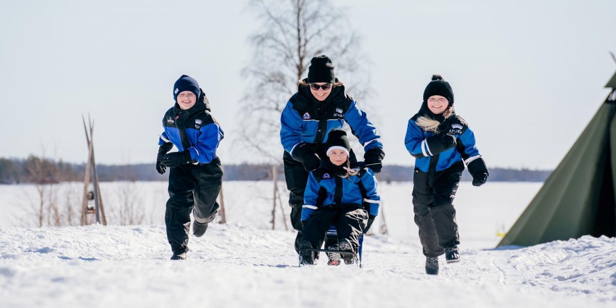 Apukka - Mix & Match, Lapland.