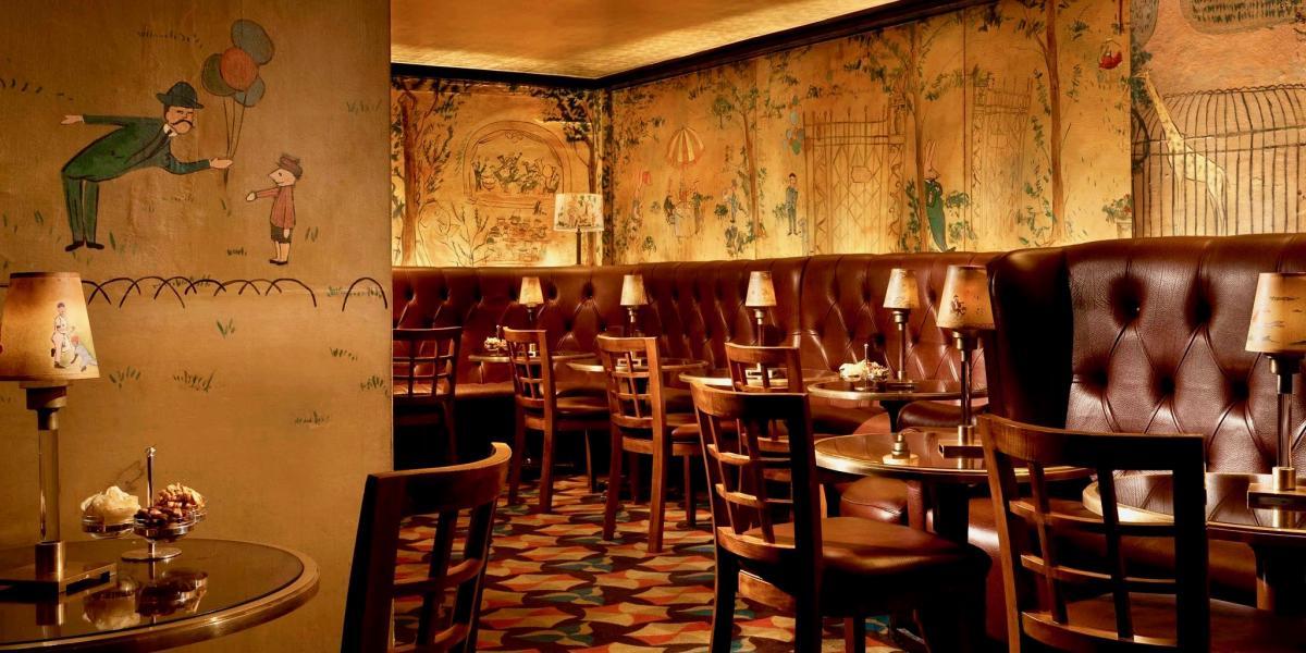 Bemelmans Bar.