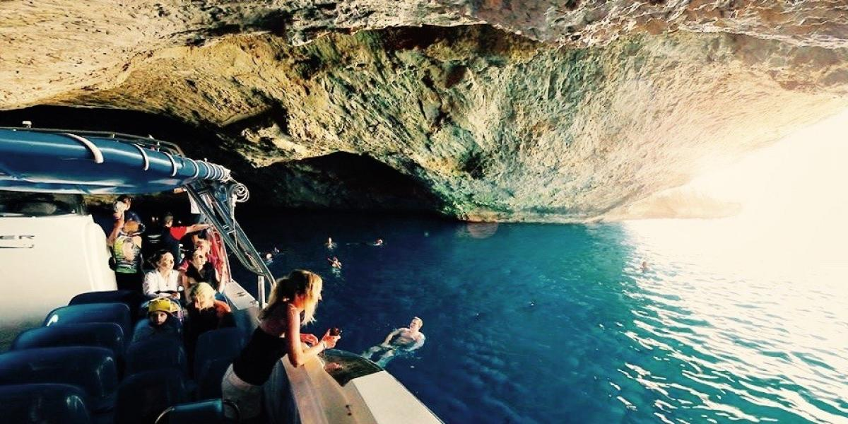 Boat-trip with Excursions a Cabrera.