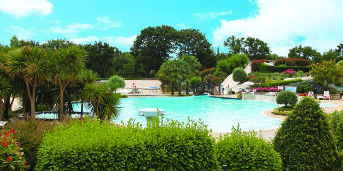 Canvas Camping la Grande Metairie, Brittany
