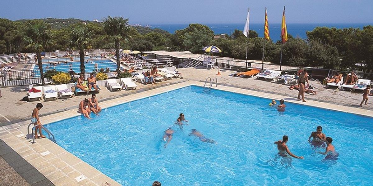 Cala Gogo Campsite, Spain