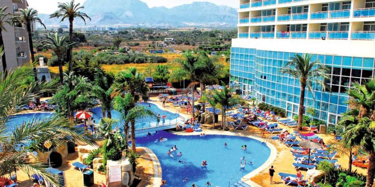 Hotel Flamingo Oasis, Benidorm