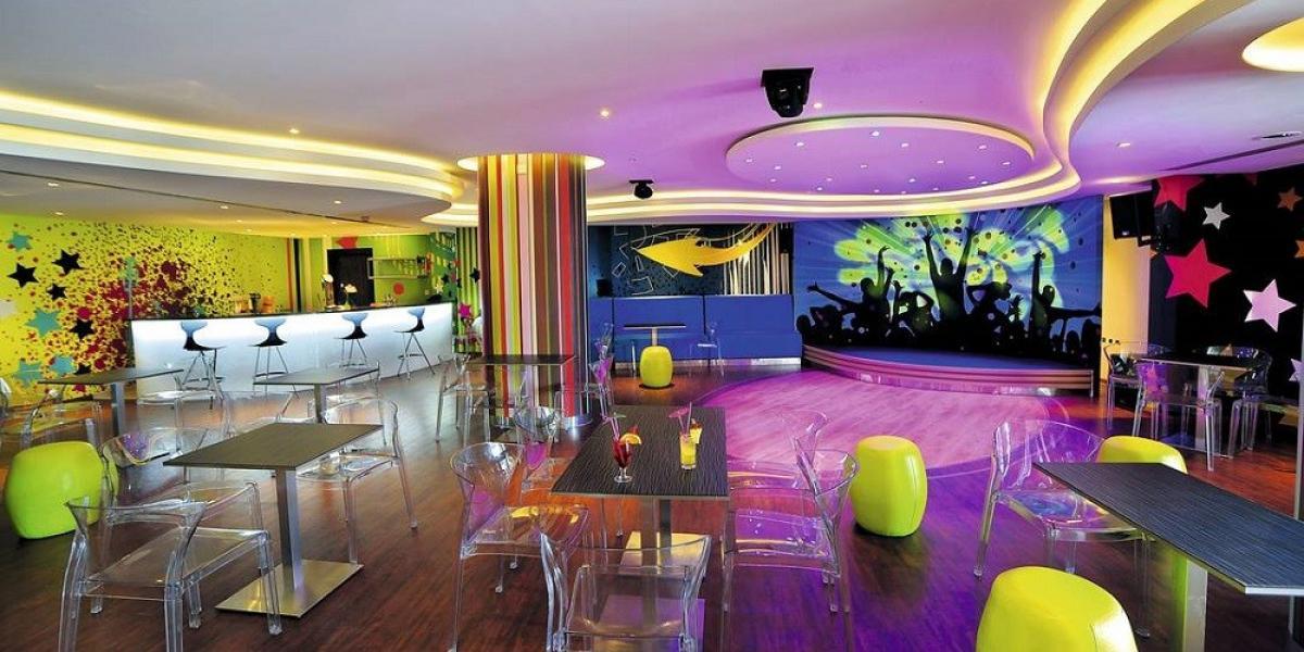 Kids Club at Olympic Lagoon Resort Ayia Napa.