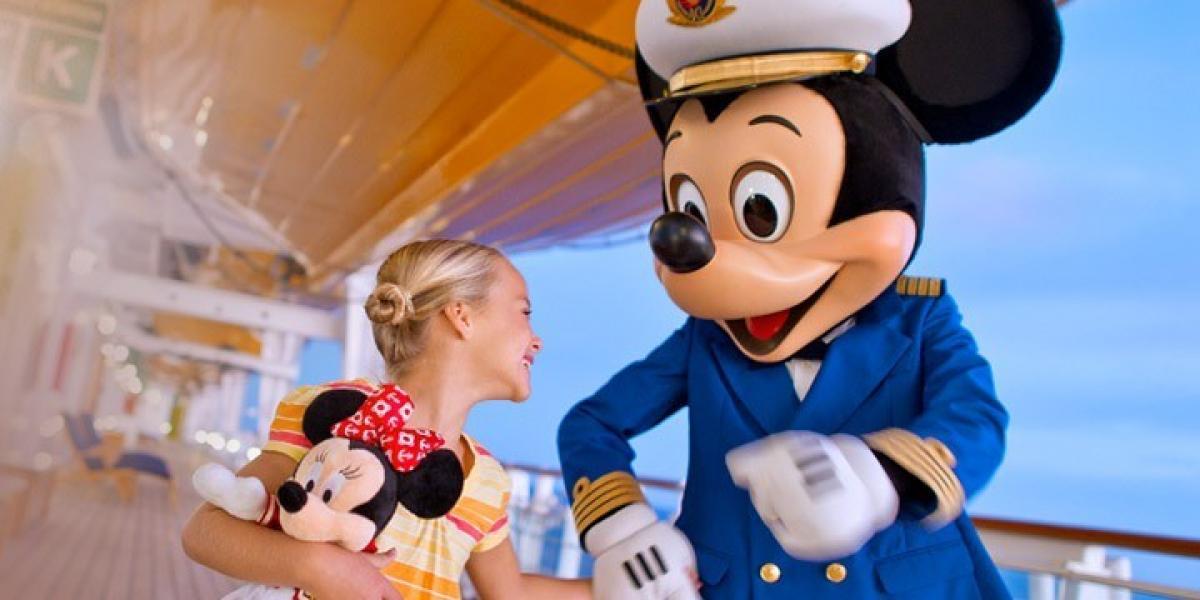 Mediterranean Disney Cruise