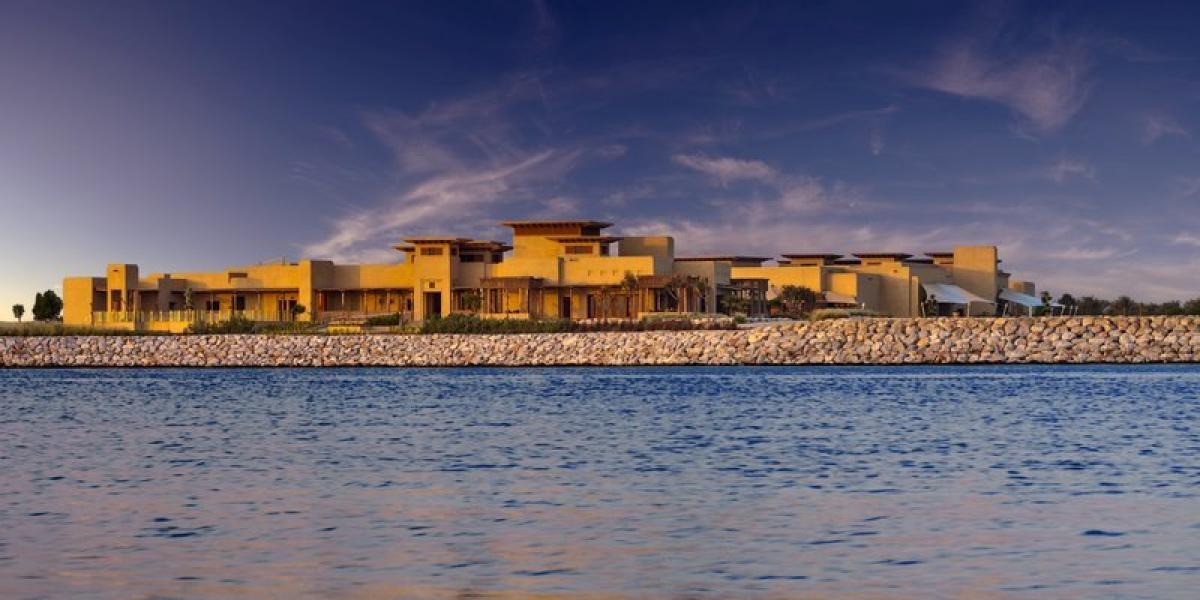 Anantara Desert Island, Abu Dhabi