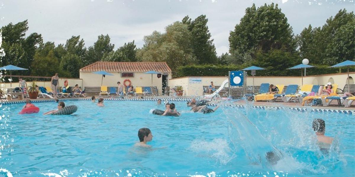 Bel campsite, Vendée