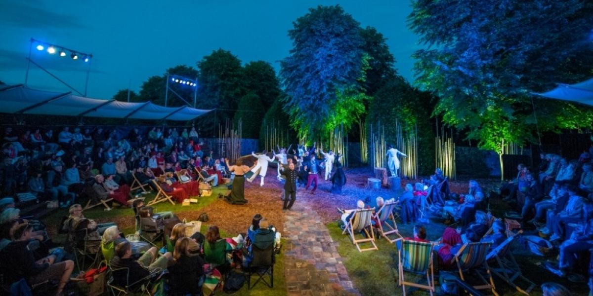 Grosvenor Park Open-Air Theatre, Chester