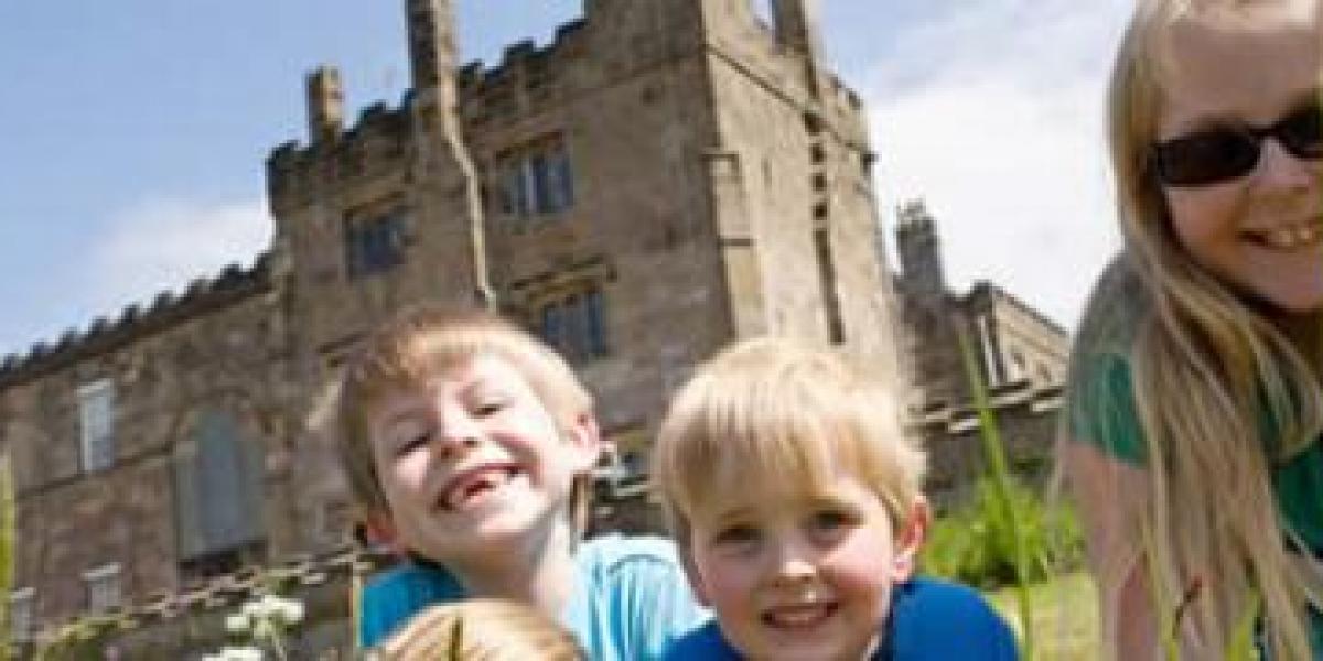 UK Family Breaks: Ripley Castle, Yorkshire