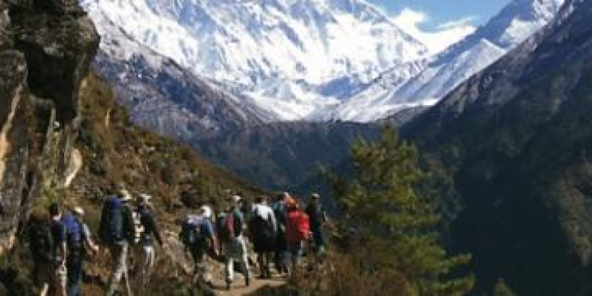 Life-changing Holidays: Trekking in Nepal with Kids