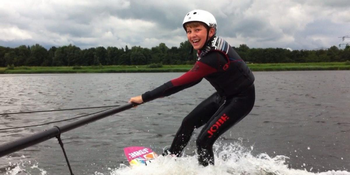 Watersports at Center Parcs De Eemhof.