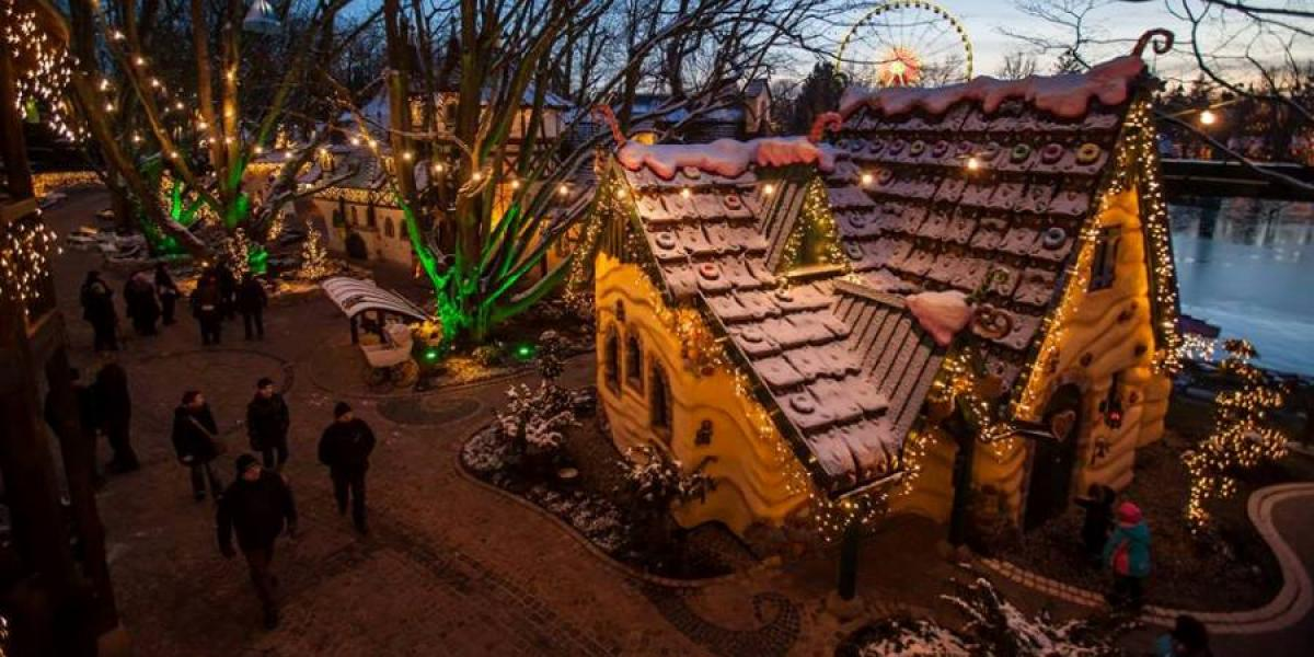 Christmas at Europa-Park.