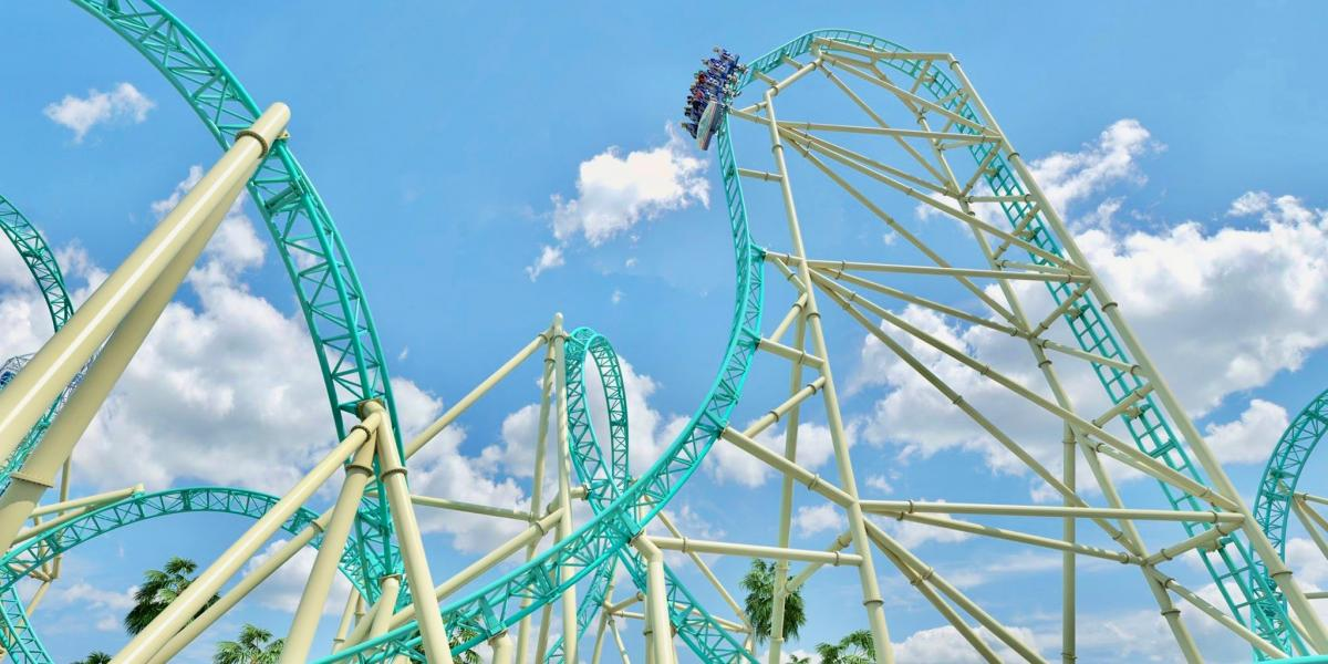 The 10-second 'stall' on HangTime at Knott's Berry Farm.