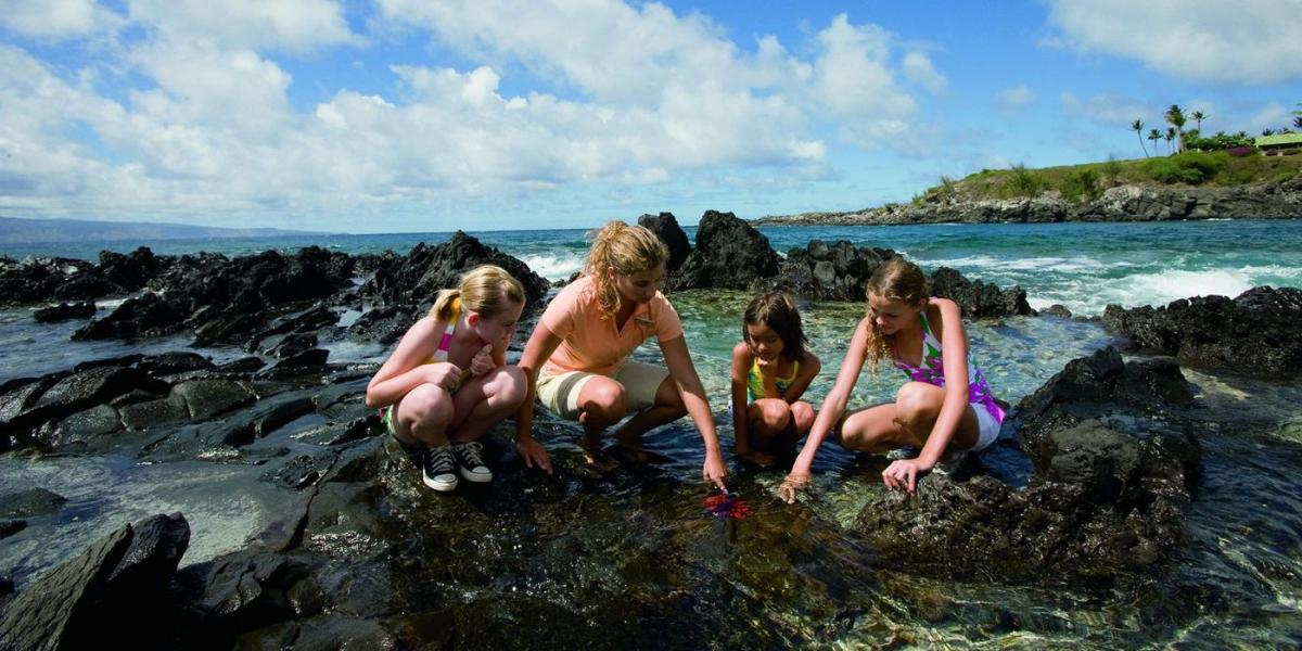 Activities for kids at The Ritz-Carlton Kapalua.