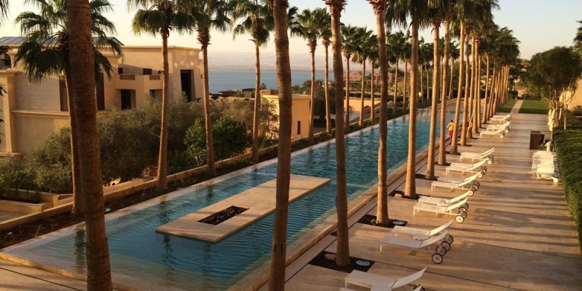 Kempinski Hotel Ishtar, Jordan