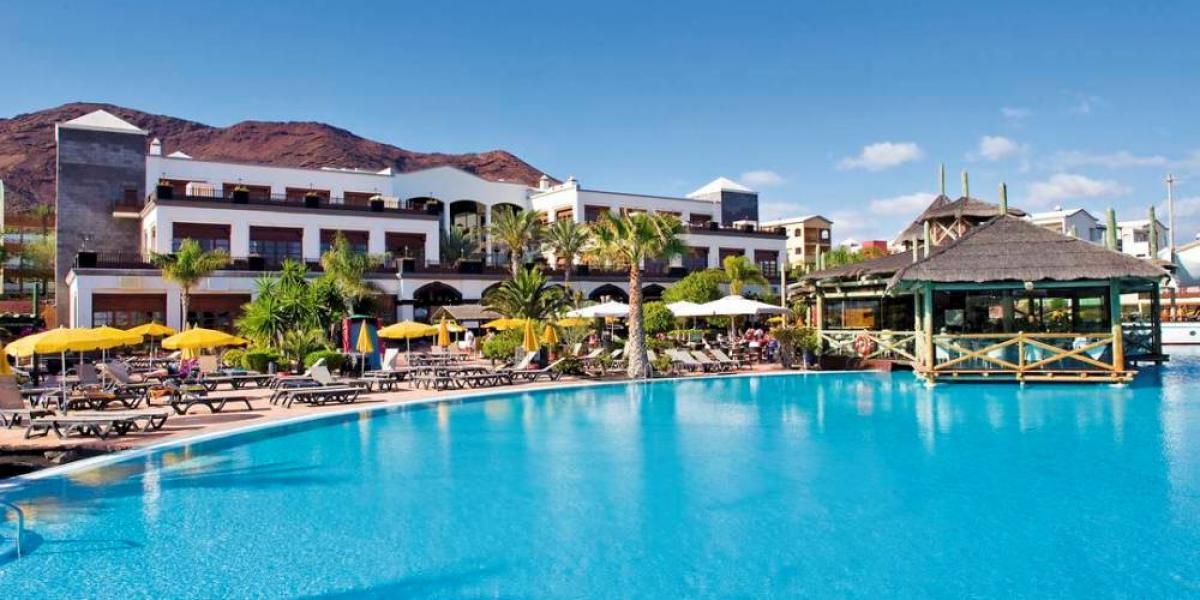 Hotel H10 Rubicon Palace, Playa Blanca, Lanzarote