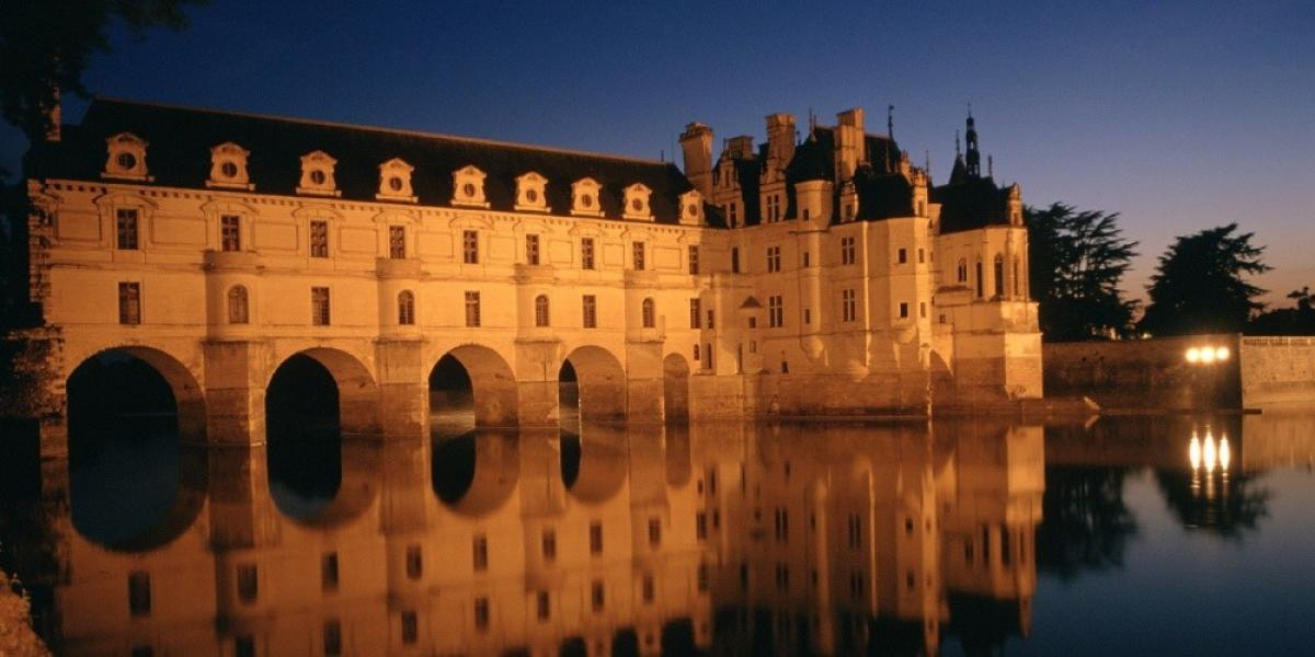 Chenonceau château