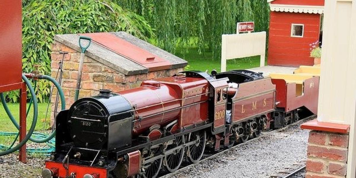 The miniature railway