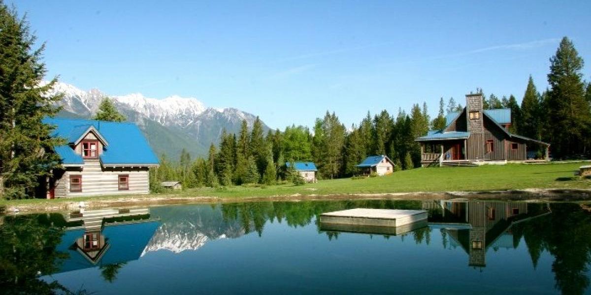 © Nipika Mountain Resort.