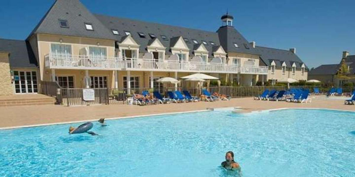 Pierre & Vacances Residence Le Green Beach, Omaha Beach