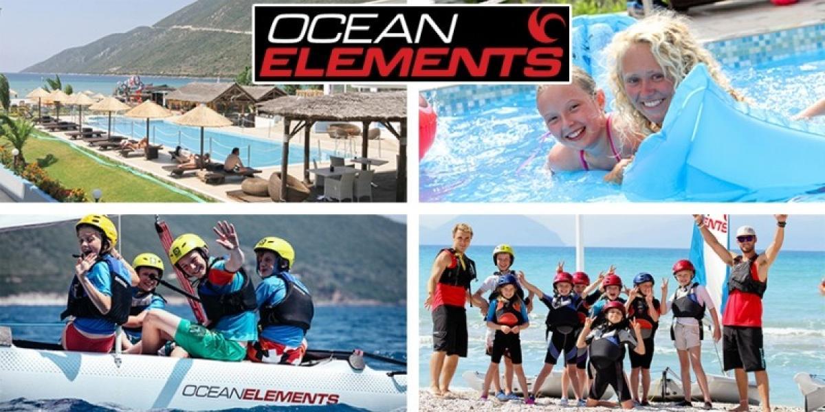 Beach Club Holidays with Ocean Elements.