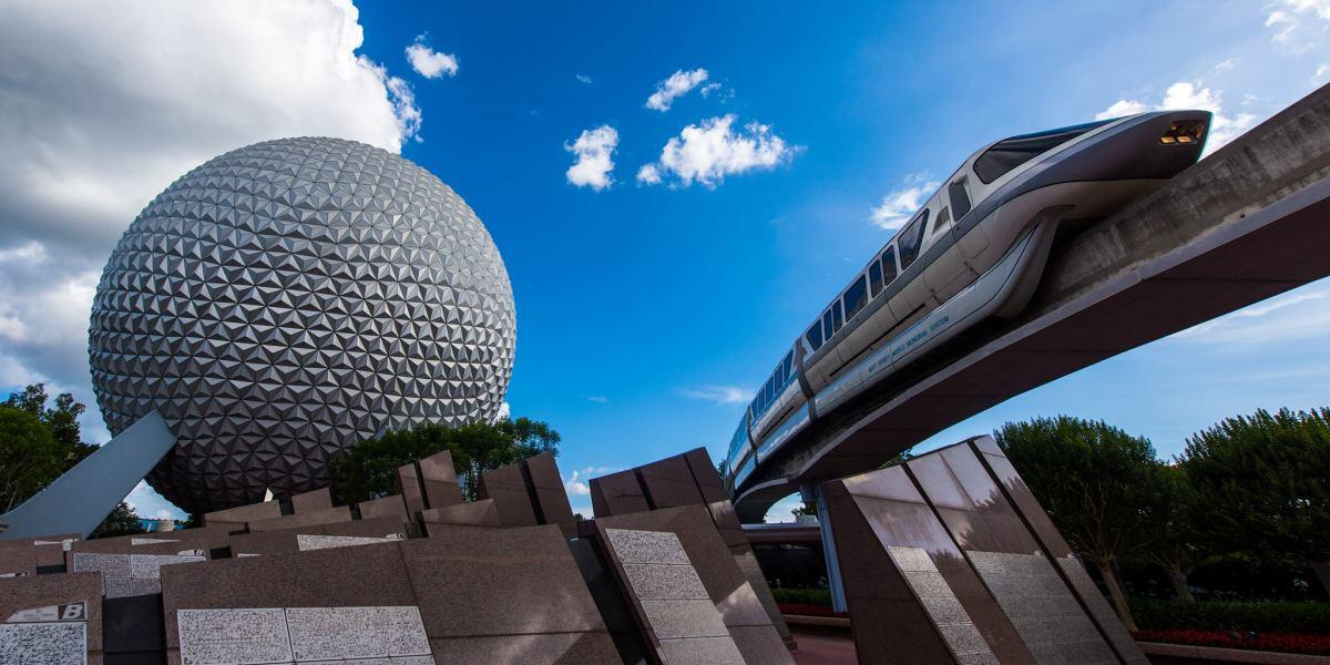 Epcot at Walt Disney World Resort.