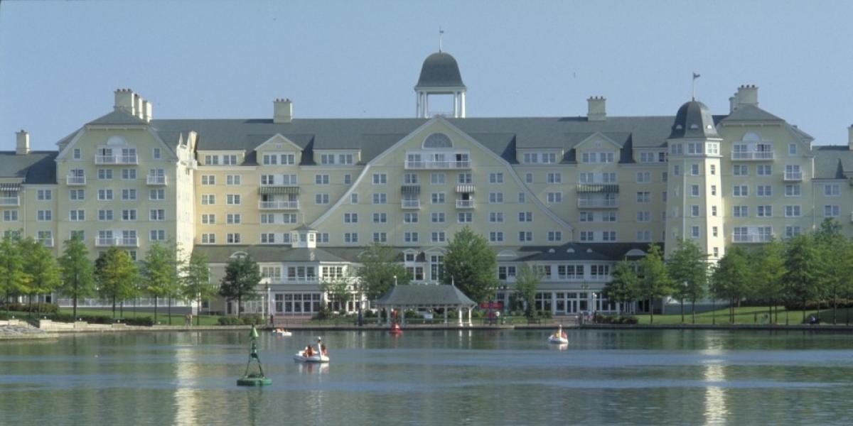 Disney's Newport Bay Club®