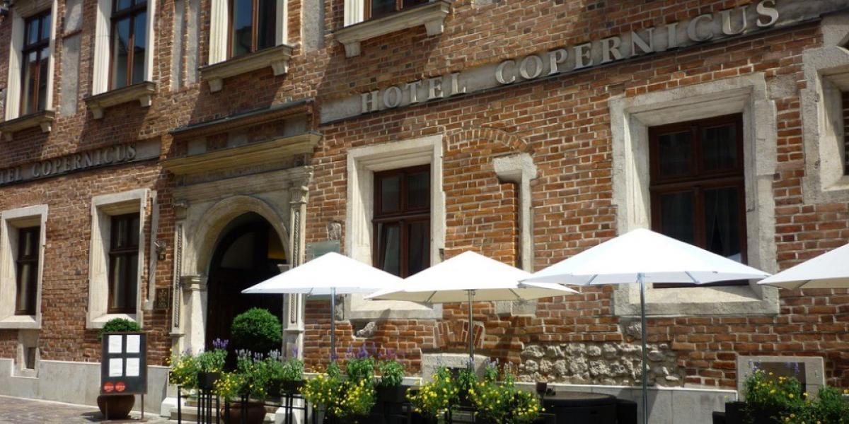 Hotel Copernicus, Krakow
