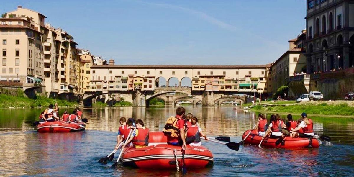 © Firenze Rafting