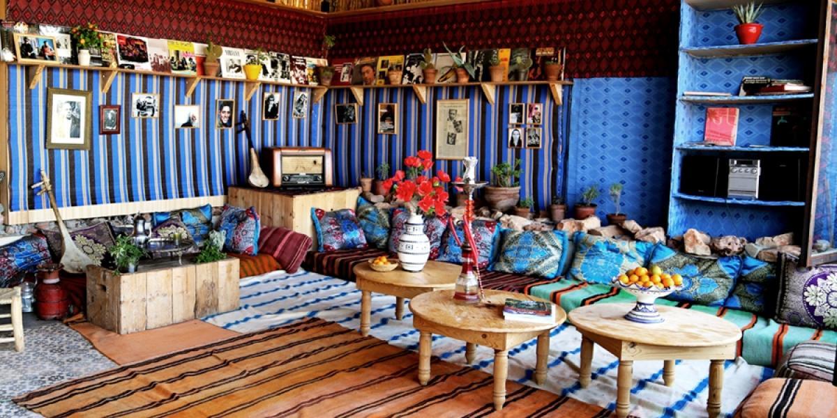 [copyright]Short breaks in North Africa; Fellah Hotel in Morocco.[/copyright]