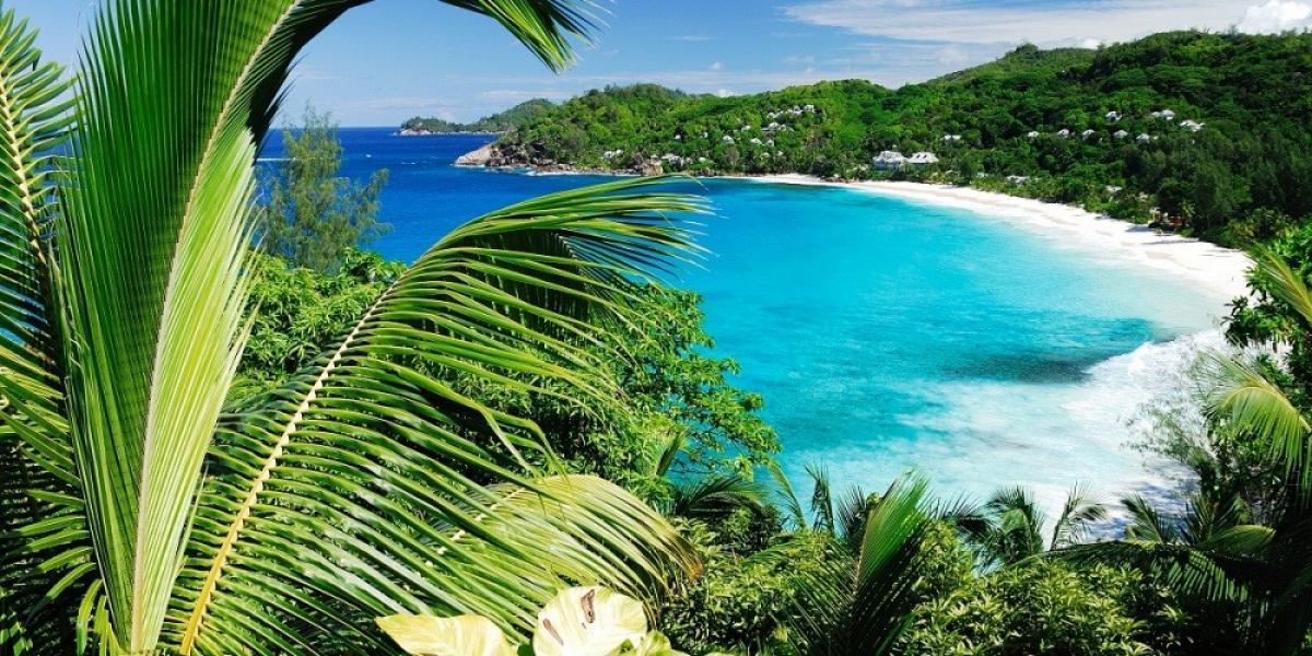 Mahe Beach, Seychelles