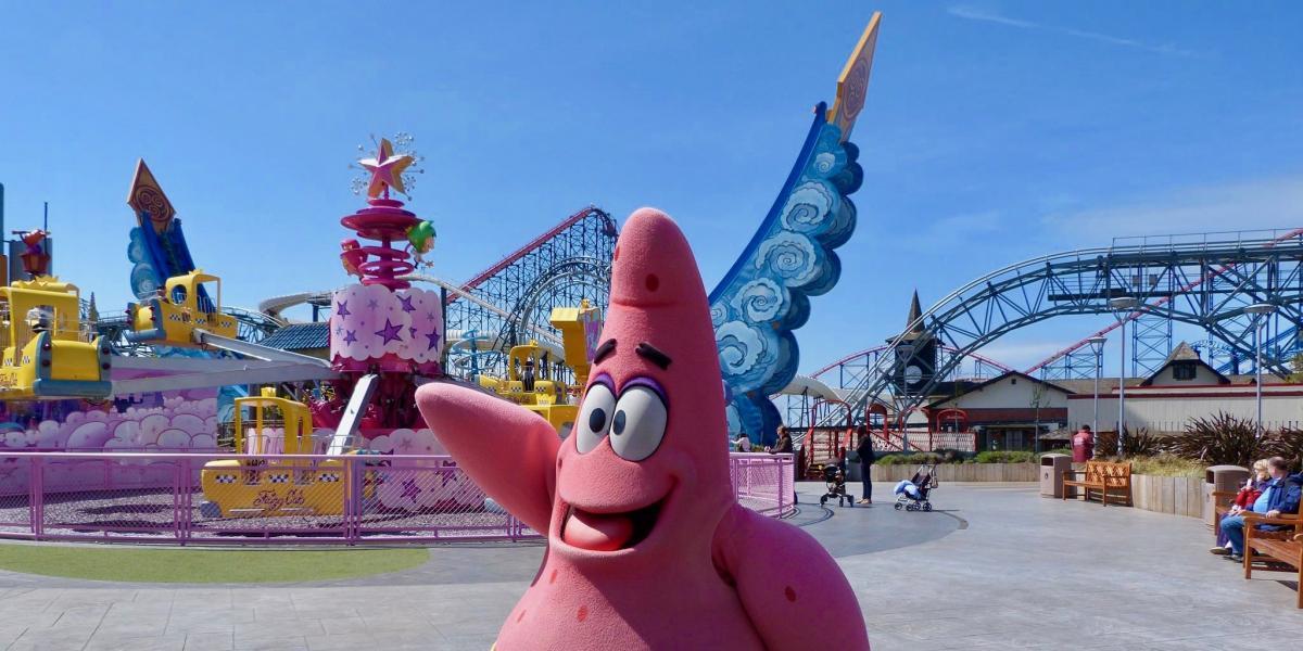© Blackpool Pleasure Beach