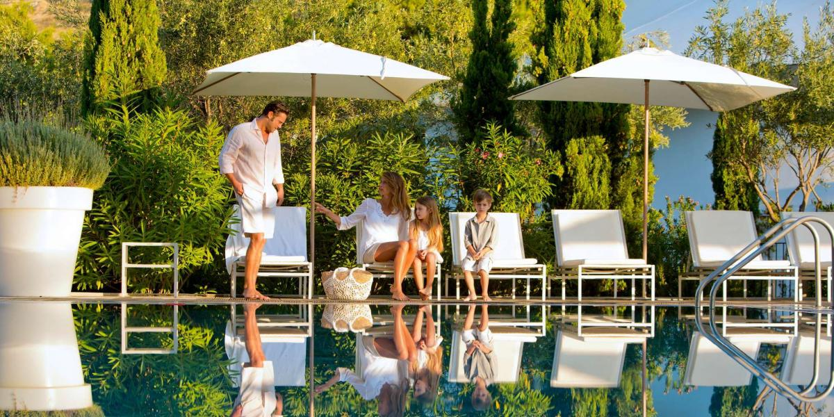 Family holidays in the sun at Club Med Gregolimano.