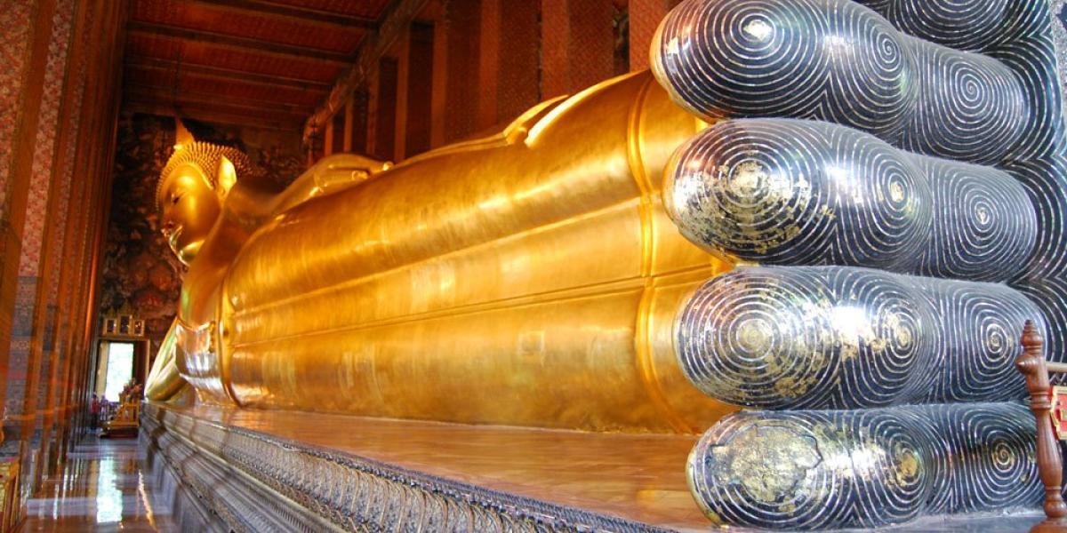 Wat Pho temple, Bangkok.