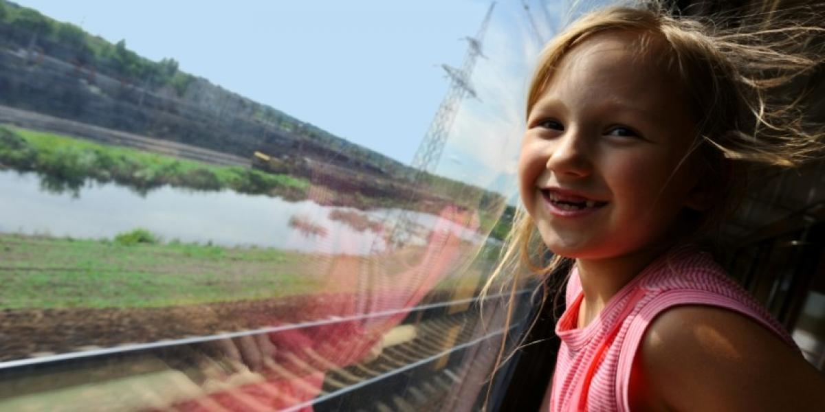 Train travel can be fun if you do it right.