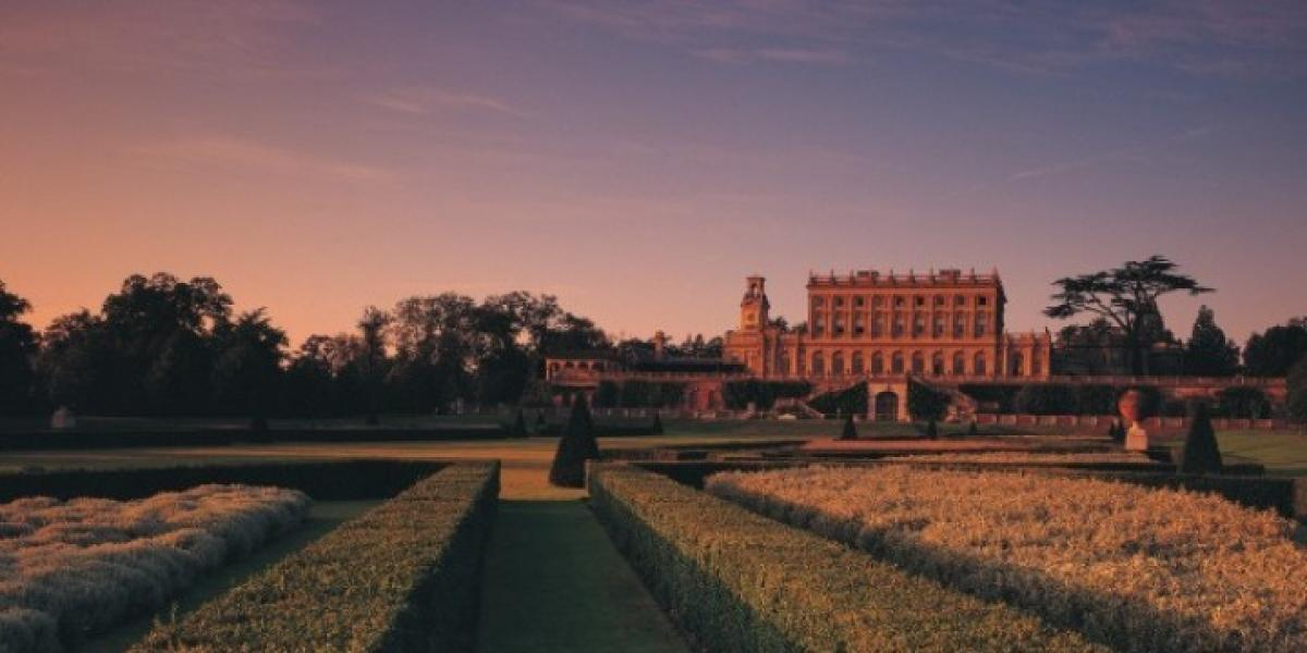 View towards Cliveden House.