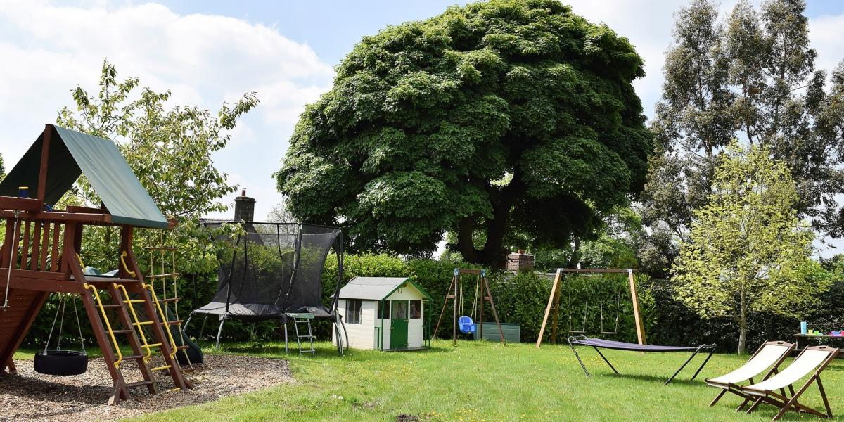 Holiday cottages ideal for when travelling with young children.