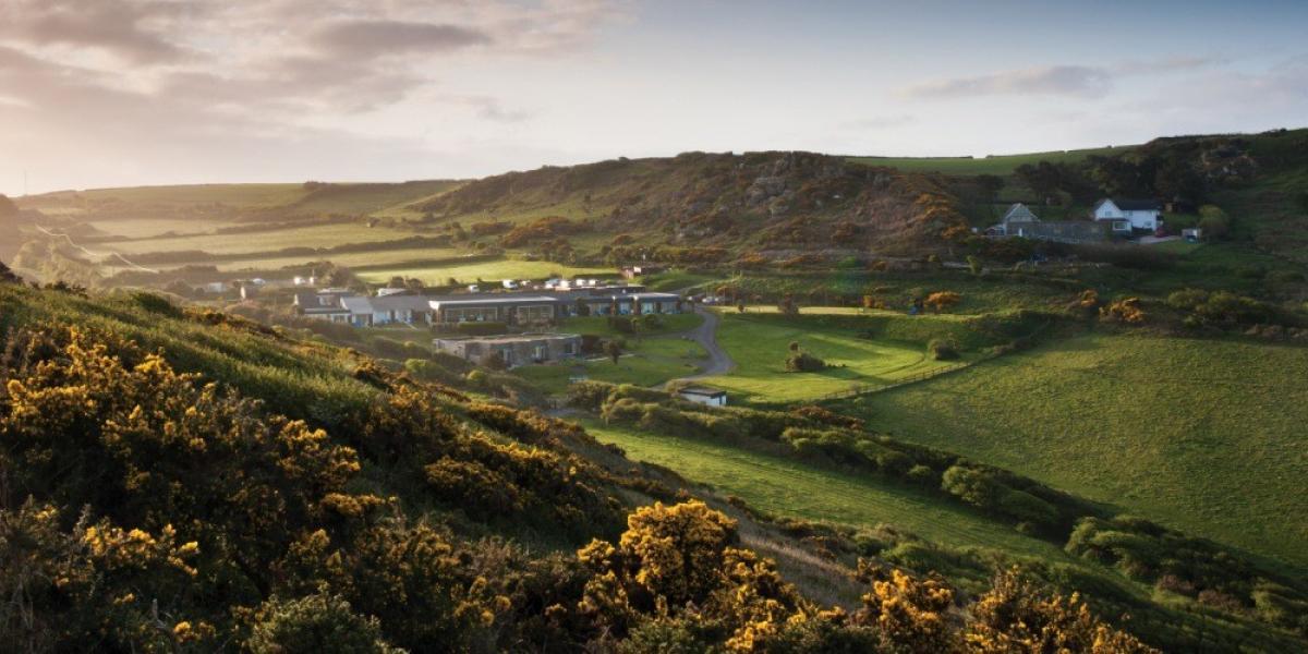 Soar Mill Cove Hotel, Devon