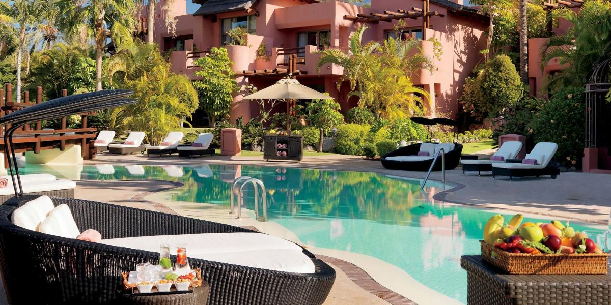 [copyright]The Ritz-Carlton, Abama, Tenerife; escape to the continent for some winter sun.[/copyright]