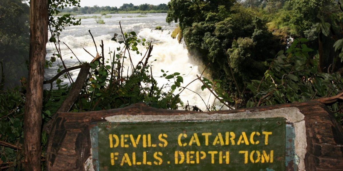 Devils Cataract, Victoria Falls